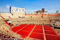 City of Verona - City of Verona: For almost 400 years, the amphitheatre of Verona was used for gladiator fights and animal contests. Nowadays, the amphitheatre is...