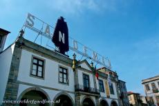 Historic Centre of Porto - Historic Centre of Porto: A port wine lodge situated in Vila Nova de Gaia. Vila Nova de Gaia is situated on the south bank of the river Douro...