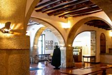 Historic Centre of Porto - Historic Centre of Porto: A wine tasting room in Vila Nova de Gaia. The city of Porto is famous for the production of port wine. There are...