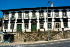 Historic Centre of Porto - Historic Centre of Porto: The palace of the counts of Azevedo was built in the 17th and 18th centuries, the palace is situated nearby the...