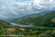Alto Douro Wine Region - The unique scenery of the Douro Valley. Wine has been produced in the Alto Douro Wine Region for almost 2000 years. The long tradition of...