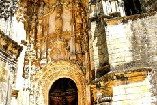 Convent of Christ in Tomar - At the beginning of the 14th century, the suppression of the Order of the Knights Templar was decreed by Pope Clement V. The...