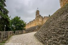 Convent of Christ in Tomar - The Convent of Christ in Tomar was the headquarters of the Knights Templar, it was founded in 1160. The Convent of Christ is an unique...