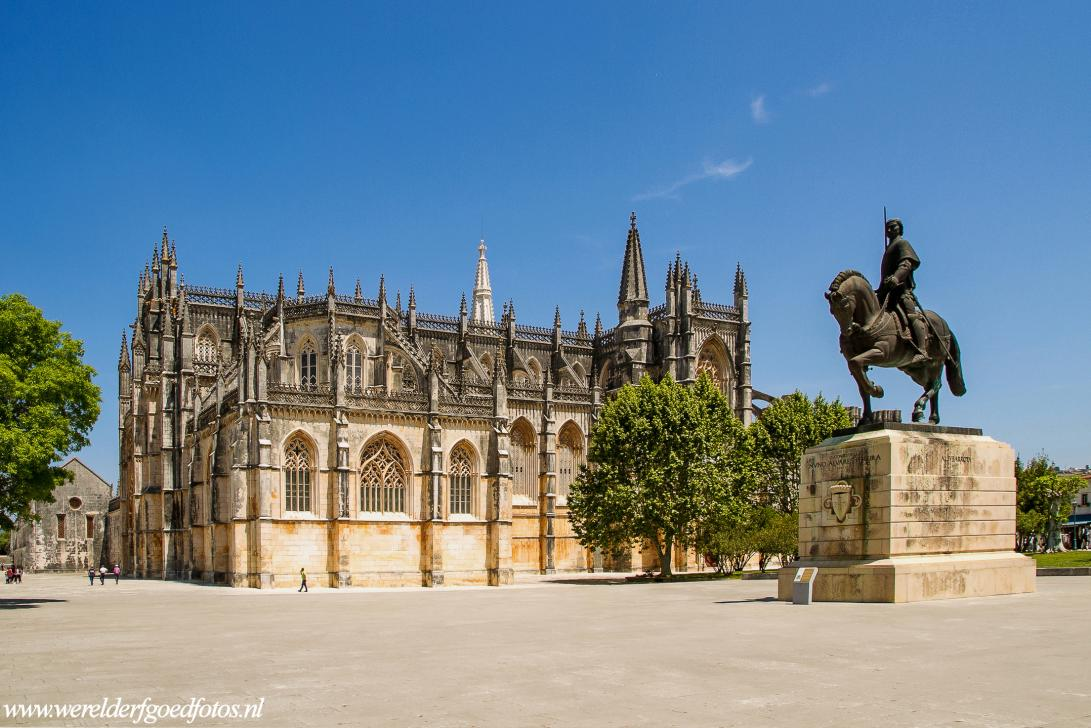 Monastery of Batalha - The Monastery of Batalha was built to commemorate the victory of the Portuguese over the Castilians in 1385.  The Monastery is one of...