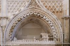 Monastery of Batalha - Monastery of Batalha: The tomb of Prince Henry the Navigator in the Founder's Chapel. Although he was neither a sailor nor...