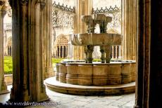 Monastery of Batalha - The English Gothic style, the so-called Perpendicular style, has influenced the architecture of the Monastery of Batalha. The...